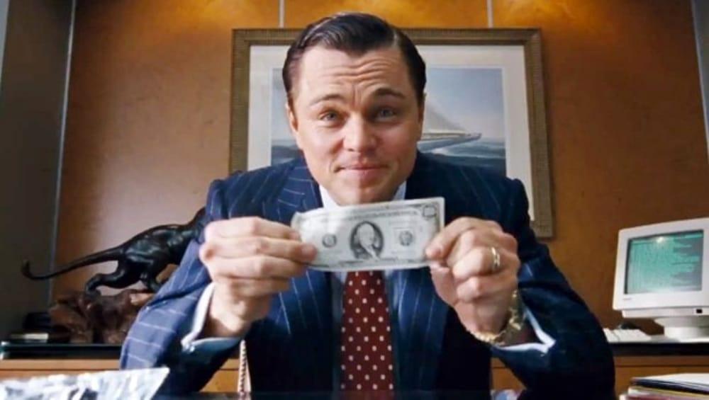 華爾街之狼:貪婪和慾望