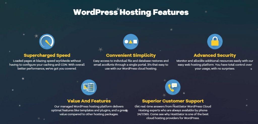 不推薦 Hostgator WordPress Hosting 的經驗談 3