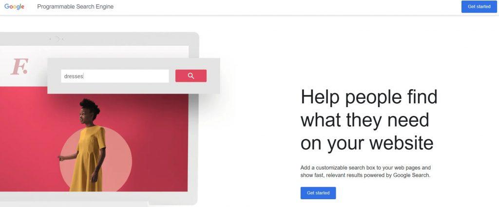 在 Google自訂搜尋引擎中顯示 WordPress的精選圖片 4
