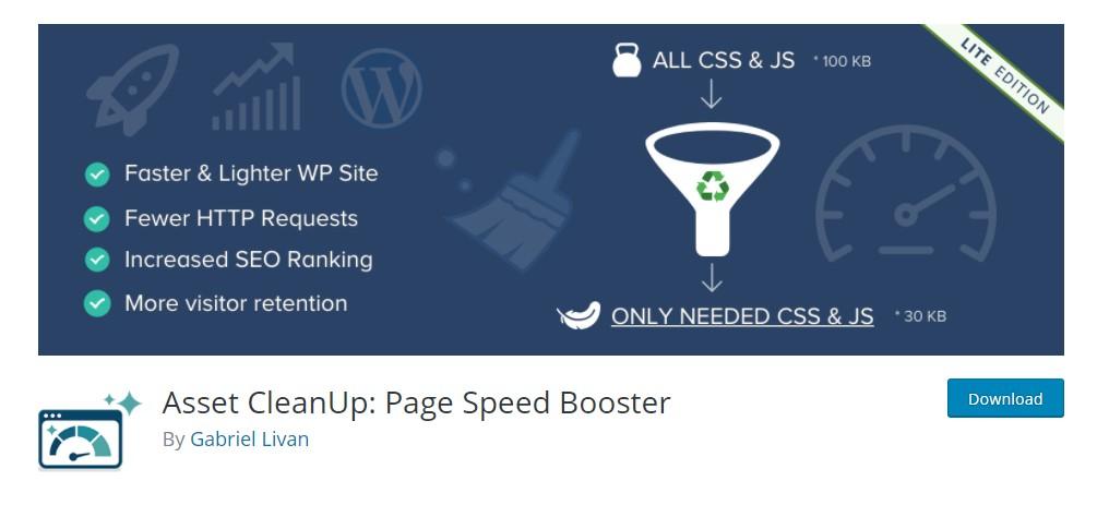 Plugin Load Filter:除了快取,可以讓 WordPress網站更快速的方法 4